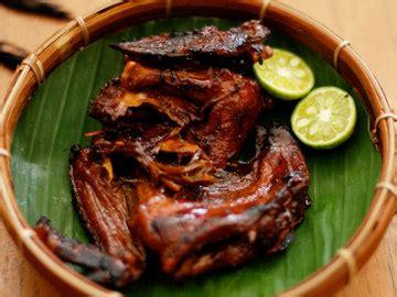 Ayam Bakar Bumbu Kecap Depok Jakarta makanan dan selera