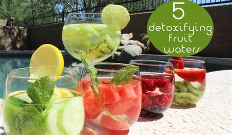 Fruit Water Detox For Energy by Five Best Detox Fruit Waters For Energy Cleansing