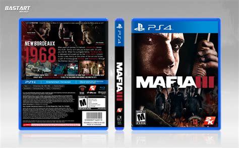 Ps4 Mafia Iii 3 image gallery mafia 3 cover