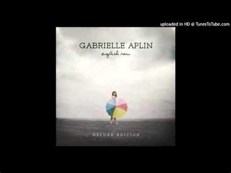 gabrielle aplin take me away lyrics