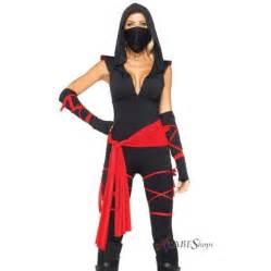 ninja costume adults halloween stealth ninja womens costume halloween costumes
