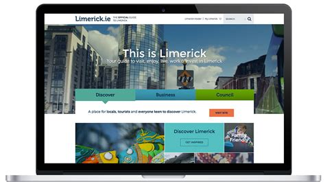 limerick ie website named in world s top tourism