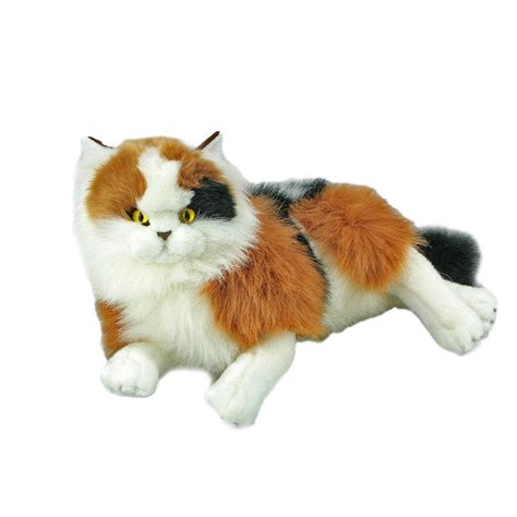 cat stuffed animals calico cat stuffed animal soft plush toys new marmalade