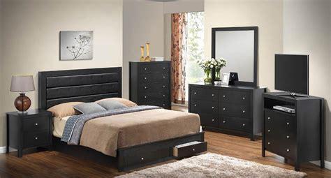 bedroom sets payment plans glory furniture g2450cksbset g2400 king bedroom sets