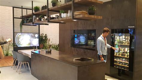 cuisine high tech ifa 2016 panasonic nous fait r 234 ver avec sa cuisine du futur