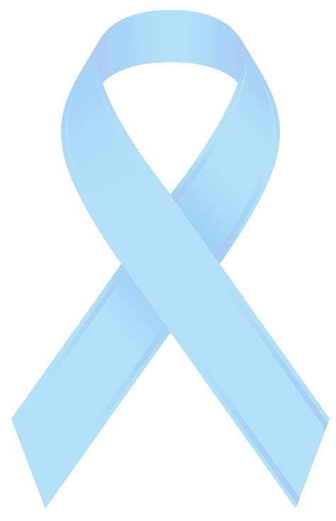 light blue ribbon meaning images