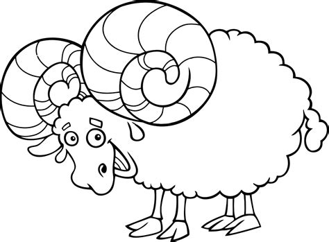 ram coloring page printable ram coloring pages to download and print for free