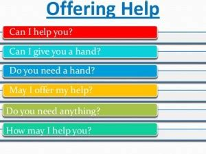 expressing offering help archives tutorial bahasa inggris