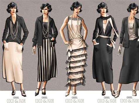 Designer Clothes Chanel Top 10 by Style Icon Coco Chanel Legacy Style Characteristics