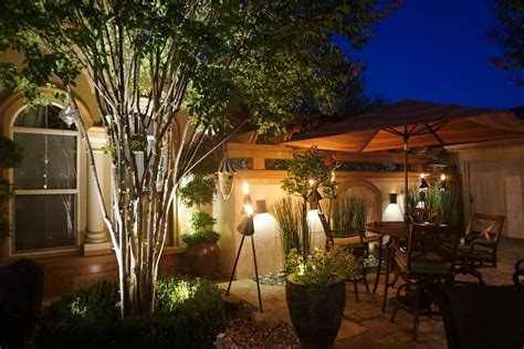 Landscape Lighting Maintenance By Eos Outdoor Lighting Of Landscape Lighting Service