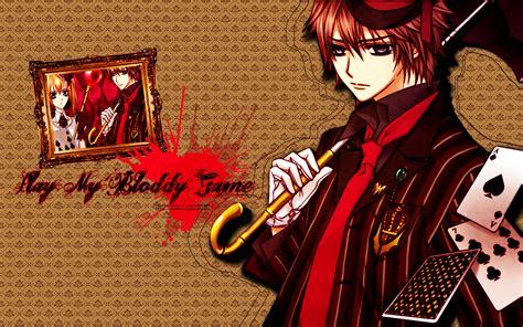 shiki senri vampire knight wallpaper