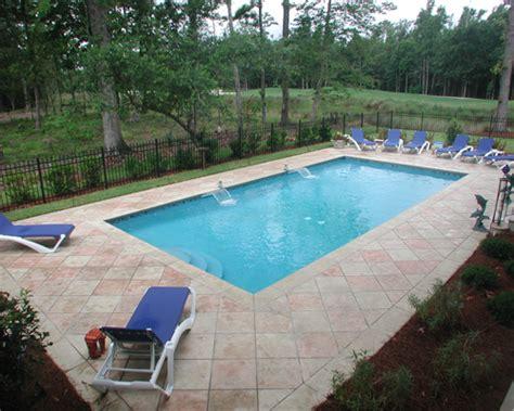 square swimming pool rectangle swimming pool located in mt pleasant sc aqua