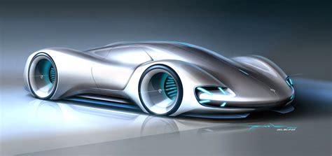 Audi Vorsprung 2020 Plan by Porsche Le Mans Concept 2 Concept