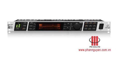 Behringer Equalizers Ultracurve Pro Deq2496 equalizer behringer pro deq2496 phan nguyễn audio