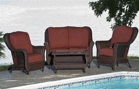 discontinued patio furniture modern wicker patio furniture sets clearance wicker patio