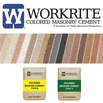 colored mortar transition to workrite colored mortar frederick block