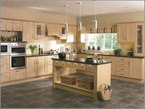 Kitchen Paint Ideas With Light Wood Cabinets - modern birch kitchen cabinets home design ideas