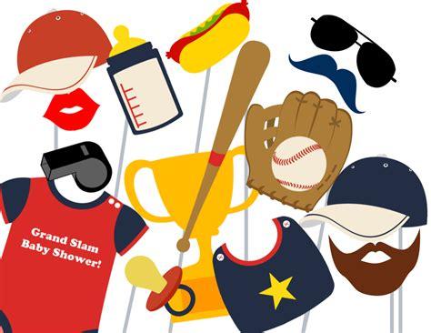 printable baseball photo booth props baseball photo booth props magical printable