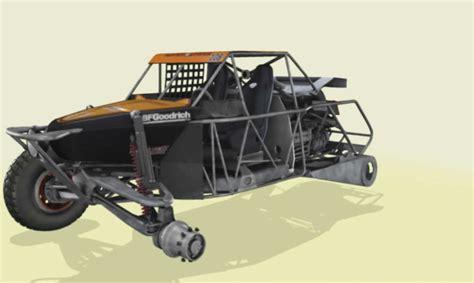 Baja 1000 Buggy Stania Creations