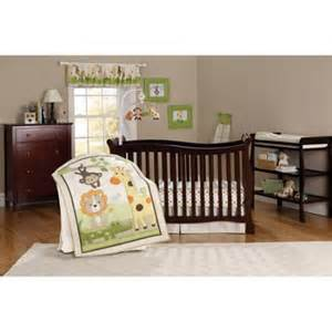 child of mine safari crib bedding 3 set