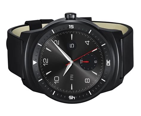 Smartwatch Lg G R Lg G R Details And Photos