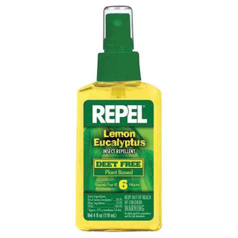 repel lemon eucalyptus insect repellent pump spray 4oz