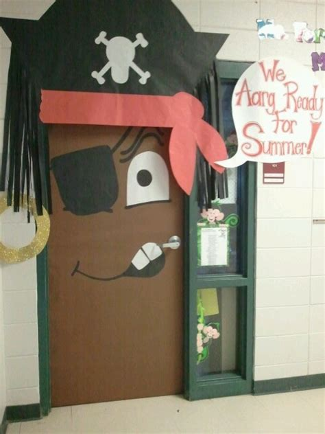 pirate themed classroom decorations pirate door on pirate bulletin boards book
