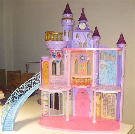 disney princess doll house disney princess ultimate dream castle magical sounds