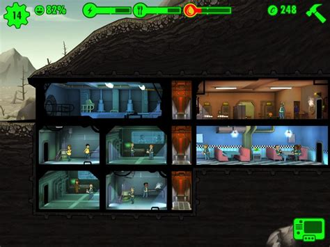 fallout on android fallout shelter a sidekick by bethesda for ios and android tech legends