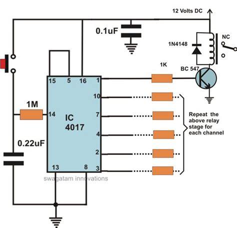 Diy Led Light How To Make An Led Light Chaser