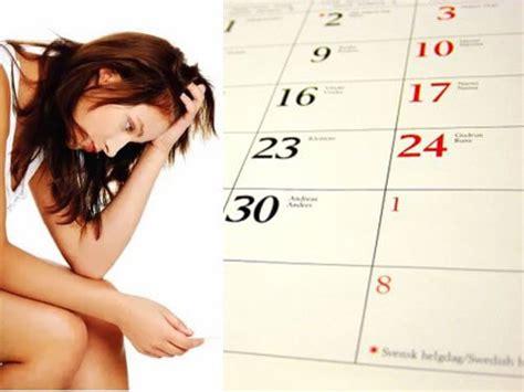 Telat Datang Bulan Umumnya Berapa Hari Hitungan Normal Telat Haid Terlambat Bulan