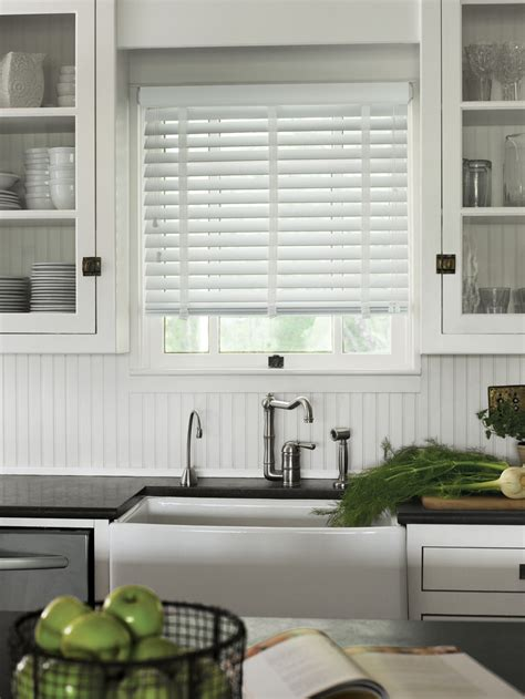 kitchen shades ideas best window treatments for your kitchen window factory direct blinds