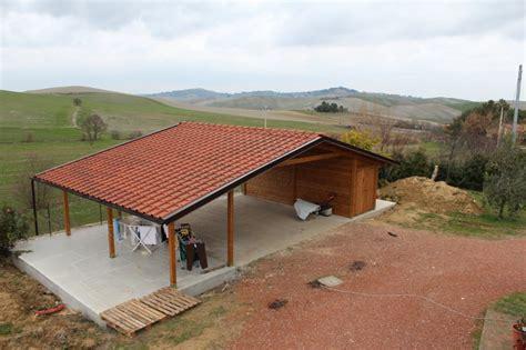 tettoie agricole barsotti legnami vendita tettoie con guaina a caldo e
