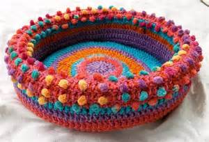 Comfy Dog Beds Crochet Bed Ideas For Pets 2015 Adworks Pk