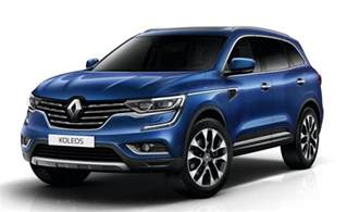 Renault De Se Viene El Totalmente Nuevo Renault Koleos 2017
