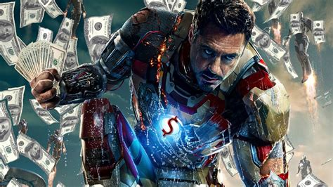 iron man tops box office youtube