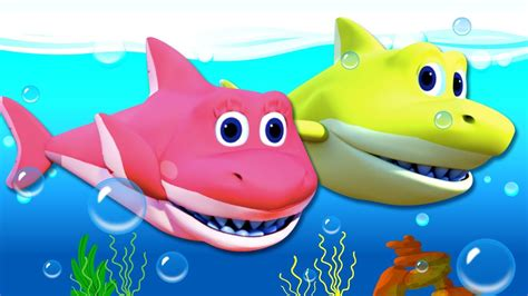 baby shark bahasa cina baby shark song 3d nursery rhymes for babies by all