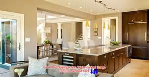 decorating an open floor plan ideas acadian house plans decorating your open floor plan guild hall home