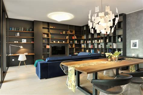 urban appartments urban apartment decorating style mixes fun with functional