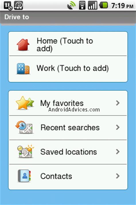 best driving directions best navigation apps for android with turn by turn driving