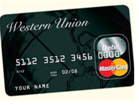 Western Union Mastercard Gift Card - western union launches prepaid cards in the philippines