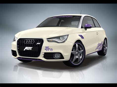 Audi A1 Abt by Abt Audi A1 Audi Wallpaper 14318134 Fanpop