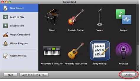 Garageband Looper Resource Center Creating With Apple Loops In