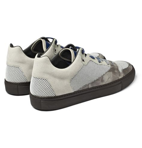 balenciaga sneakers balenciaga mesh and leather sneakers sneaker cabinet