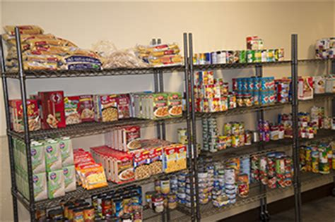 Salvation Army Food Pantry by Longview Social Services