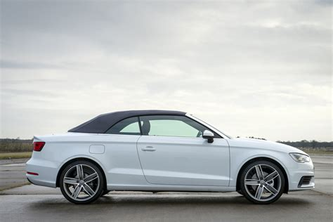 Audi Cabrio A3 by Audi A3 Cabriolet Review