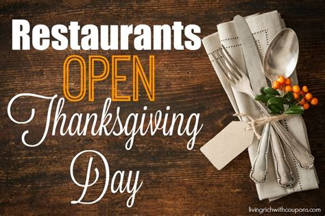 open thanksgiving nyc restaurants open on thanksgiving 2015 living rich with
