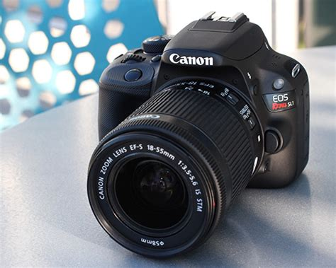 canon sl1 canon eos 100d rebel sl1 review digital photography review