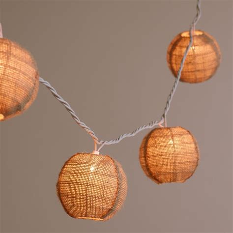 burlap lantern string lights 42 best festival decor images on festivals string lights and buntings