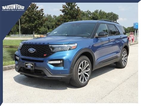 ford explorer st  bartow  bartow ford